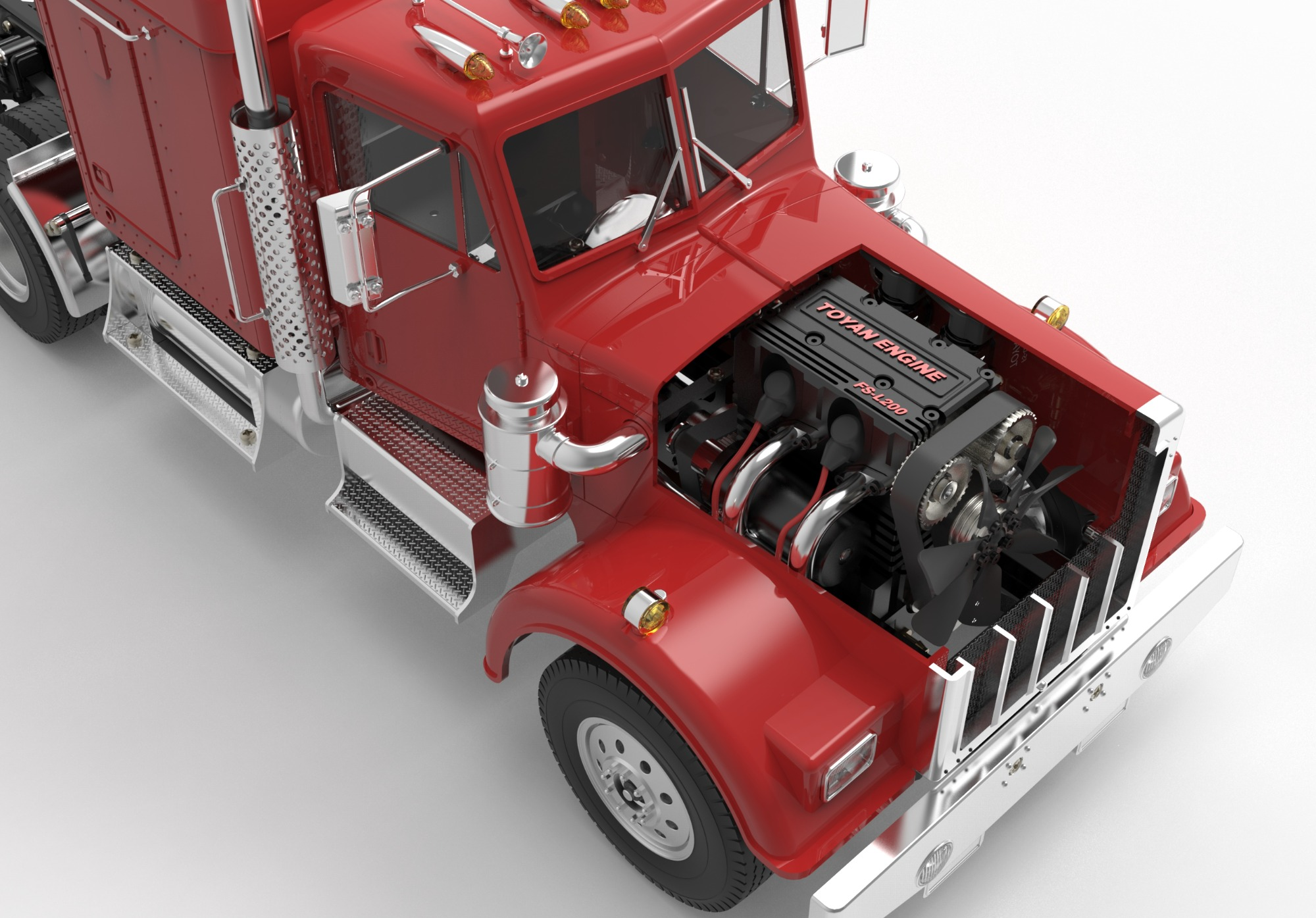X POWER launches The Two-Cylinder Engine Power Module